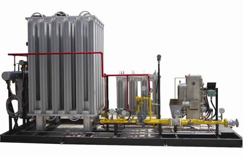 郑州压力容器项目资金申请报告案例